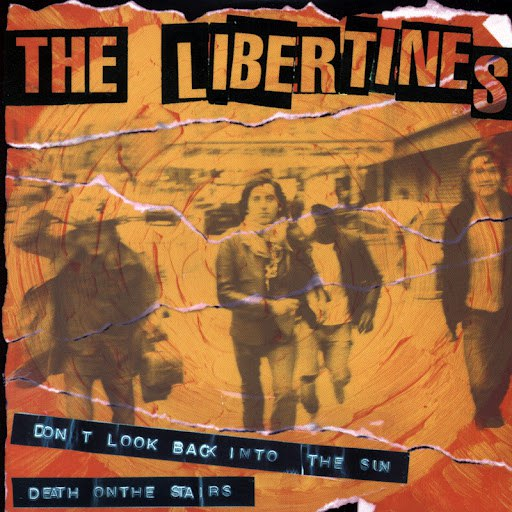 The Libertines альбом Don't Look Back Into the Sun