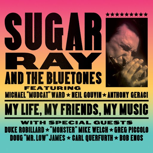 Sugar Ray альбом My Life, My Friends, My Music