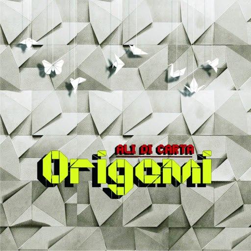 Origami альбом Ali di carta