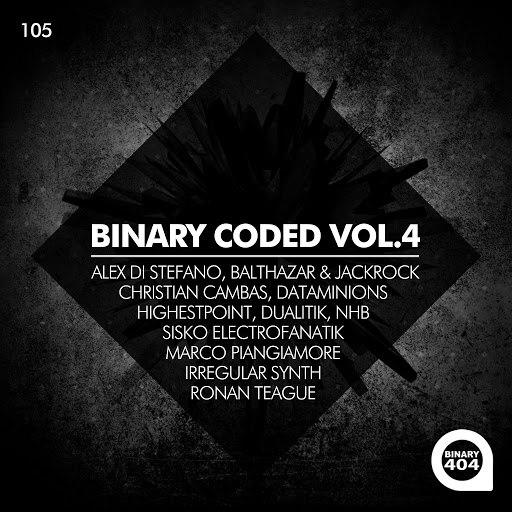 Dataminions альбом Binary Coded Vol.4