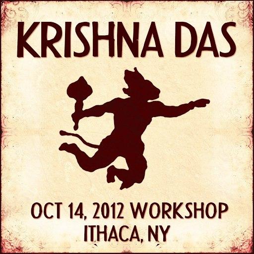 Krishna Das альбом Live Workshop in Ithaca, NY - 10/14/2012
