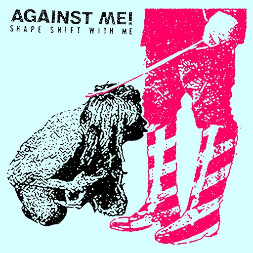 Against Me! альбом Shape Shift with Me