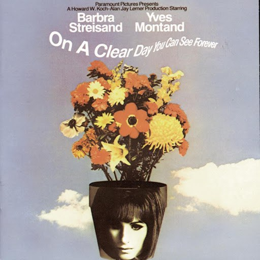 Barbra Streisand альбом On A Clear Day You Can See Forever: Original Soundtrack Recording