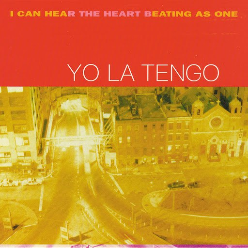 Yo La Tengo альбом I Can Hear the Heart Beating As One