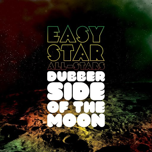 Easy Star All-Stars альбом Dubber Side of the Moon