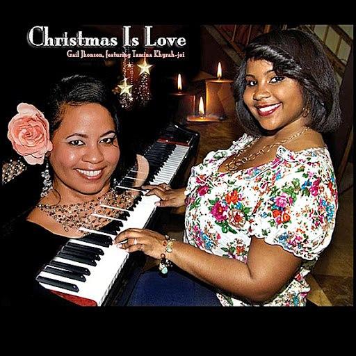 Gail Jhonson альбом Christmas is Love (feat. Tamina Khyrah-joi)