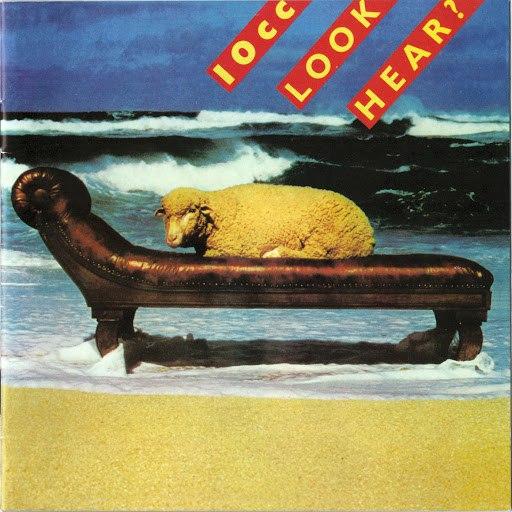 10CC альбом Look Hear?
