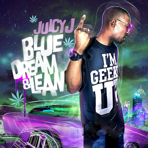 Juicy J альбом Blue Dream & Lean