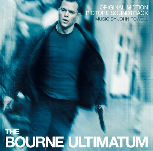 John Powell альбом The Bourne Ultimatum