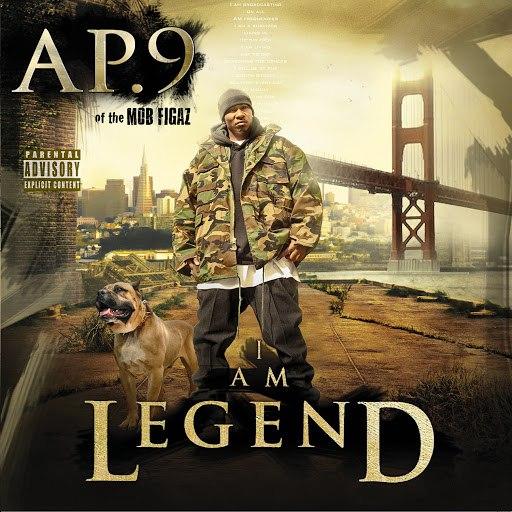 AP.9 альбом I Am Legend