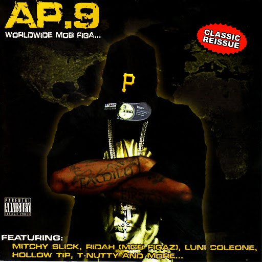 AP.9 альбом World Wide Mob Figa
