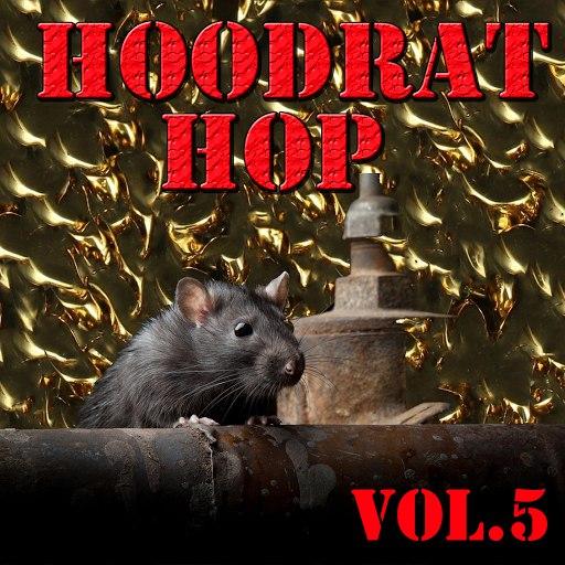 SPIDER LOC альбом Hoodrat Hop, Vol.5
