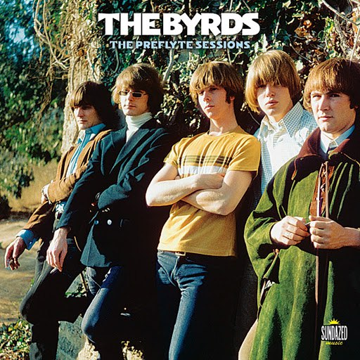 The Byrds альбом The Preflyte Sessions
