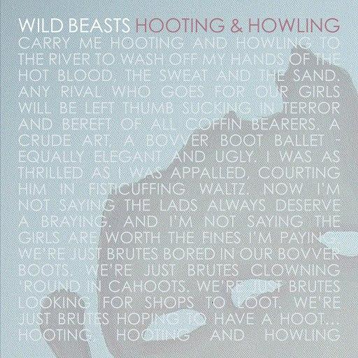 Wild Beasts альбом Hooting & Howling
