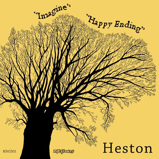 Heston альбом Imagine / Happy Ending