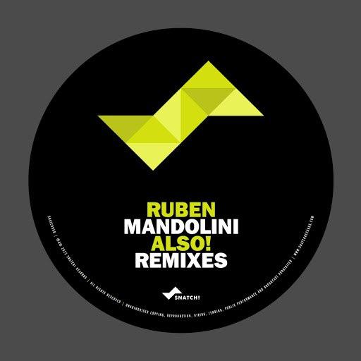Ruben Mandolini альбом Also! Remixes