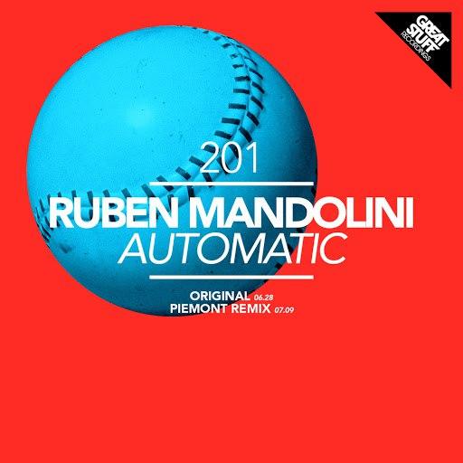 Ruben Mandolini альбом Automatic