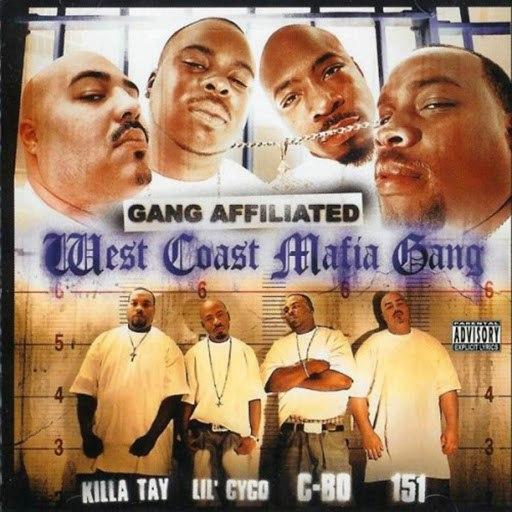 C-Bo альбом West Coast Mafia: Gang Affiliated