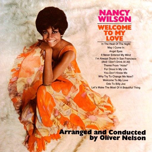 Nancy Wilson альбом Welcome To My Love