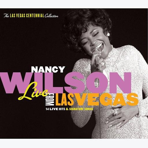 Nancy Wilson альбом Live From Las Vegas