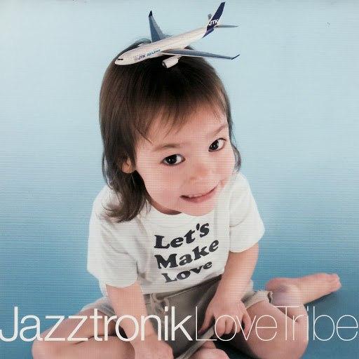 Jazztronik альбом Love Tribe
