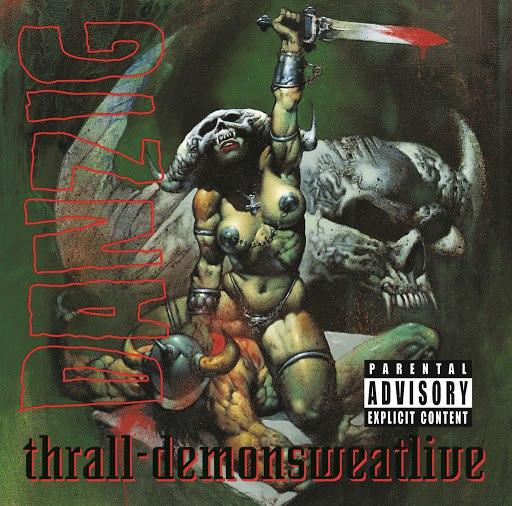 DANZIG альбом Thrall-Demonsweatlive