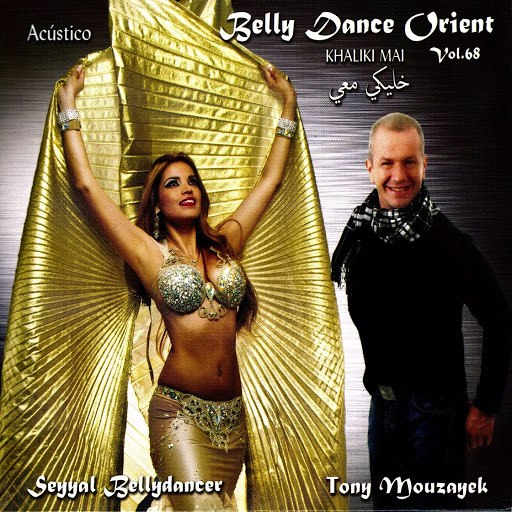 Tony Mouzayek альбом Belly Dance Orient, Vol. 68