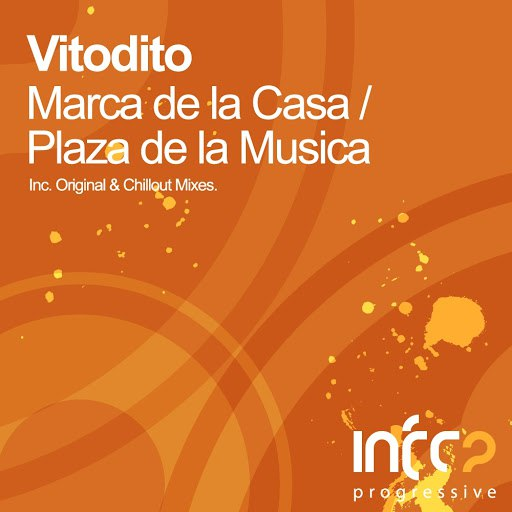Vitodito альбом Marca de la Casa E.P