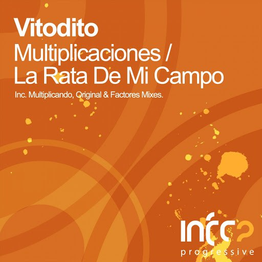 Vitodito альбом Multiplicaciones