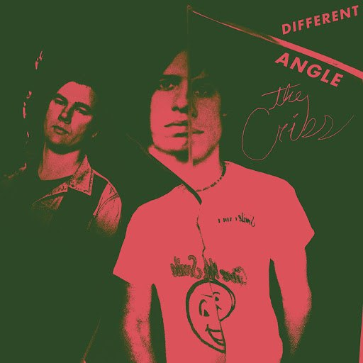 The Cribs альбом Different Angle