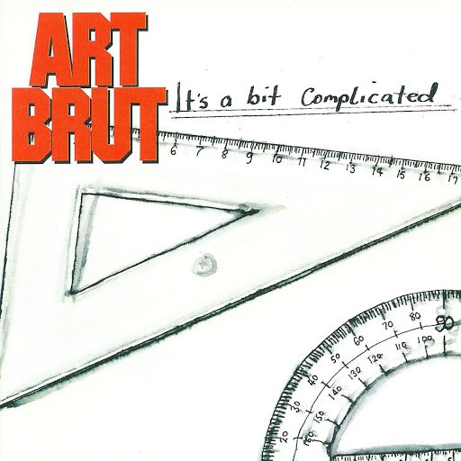 Art Brut альбом It's A Bit Complicated