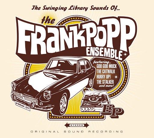 Frank Popp Ensemble альбом The Swinging Library Sounds Of... (Mini Album)
