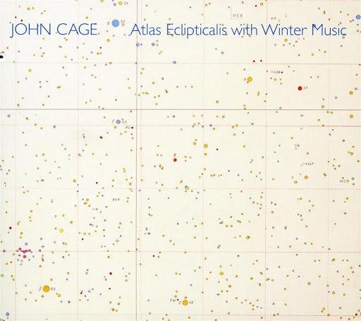 John Cage альбом Atlas Eclipticalis With Winter Music