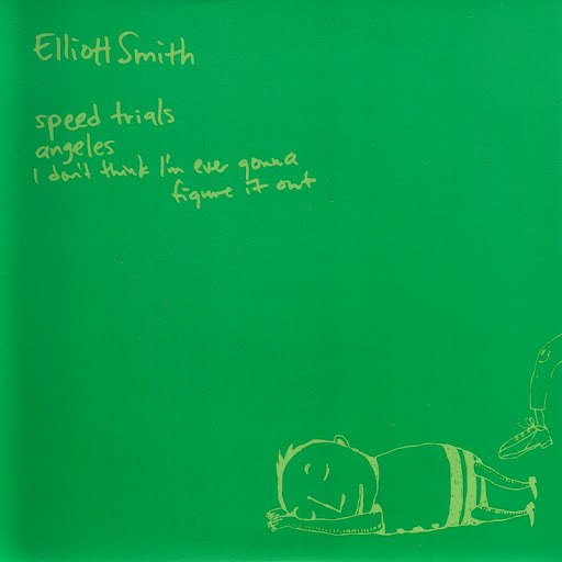 Elliott Smith альбом Speed Trials (7 Inch)