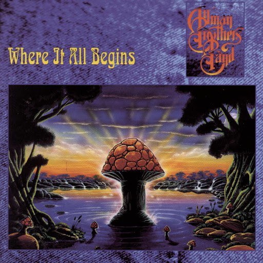 The Allman Brothers Band альбом Where It All Begins