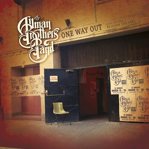 The Allman Brothers Band альбом One Way Out