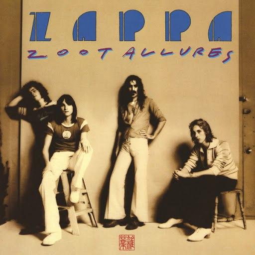 Frank Zappa альбом Zoot Allures