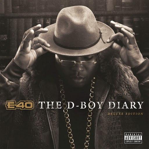 E-40 альбом The D-Boy Diary (Deluxe Edition)