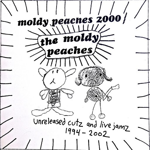 the moldy peaches альбом Unreleased Cutz and Live Jamz 1994-2002