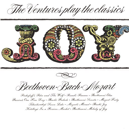 The Ventures альбом Joy
