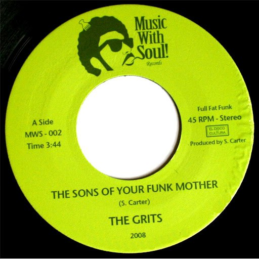 The Grits альбом The Sons of Your Funk Mother