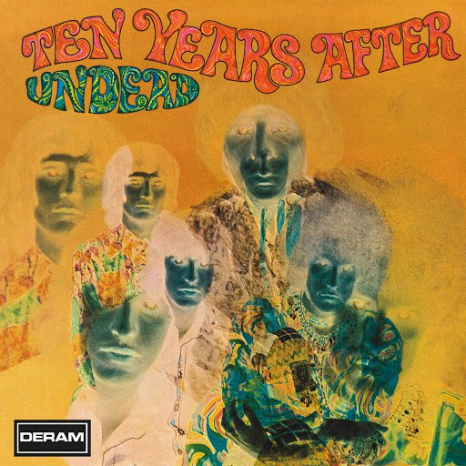 Ten Years After альбом Undead (Re-Presents / Live)