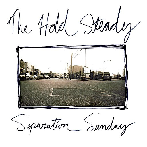 The Hold Steady альбом Separation Sunday (Deluxe Version)