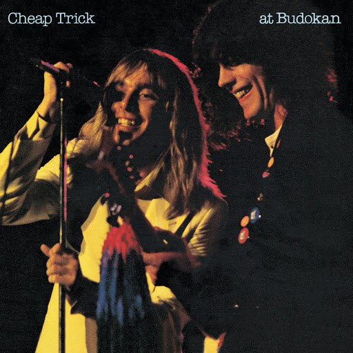 Cheap Trick альбом At Budokan