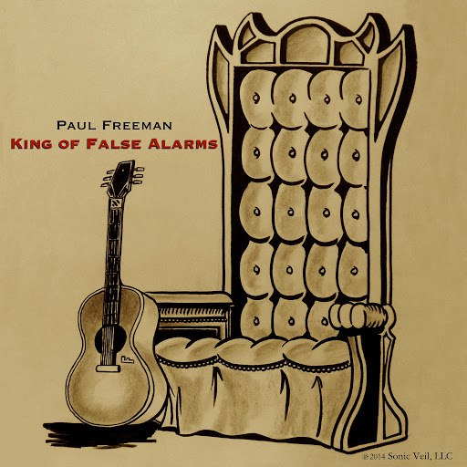 Paul Freeman альбом King of False Alarms