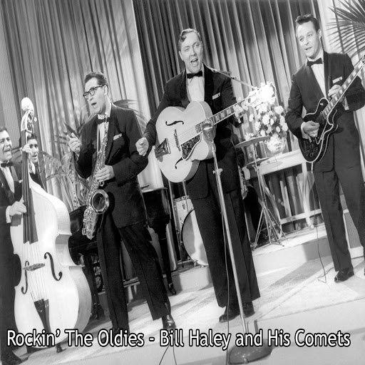 Bill Haley альбом Rockin' the Oldies