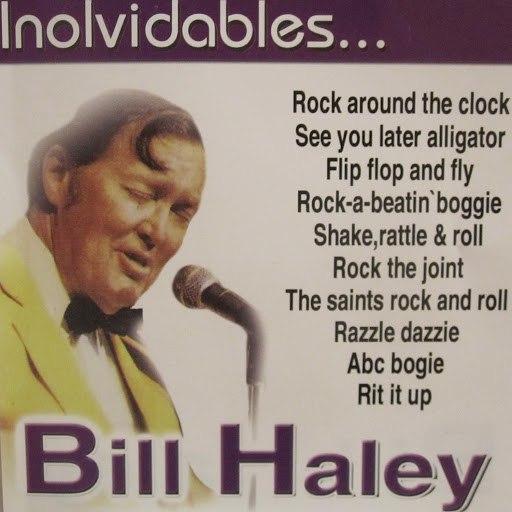 Bill Haley альбом Inolvidables