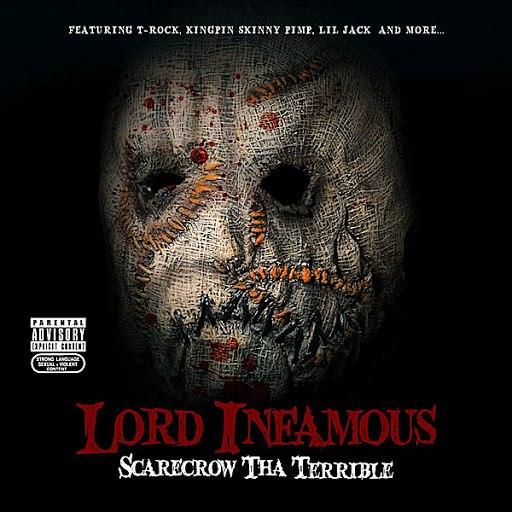 Lord Infamous альбом Scarecrow Tha Terrible