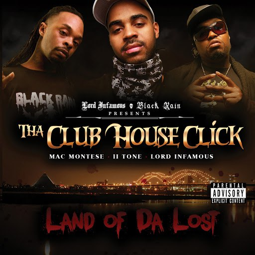 Lord Infamous альбом Land of da Lost