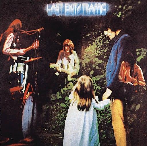 Traffic альбом Last Exit